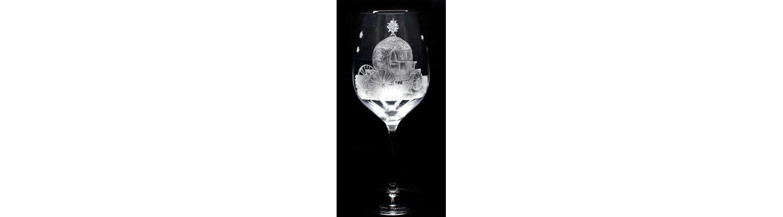 Ръчно гравирани чаши image
